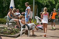 August 4, 2014, Netherlands, Dordrecht, TC Dash 35, Tennis, National Junior Championships, NJK,  Atmosphere<br /> Photo: Tennisimages/Henk Koster