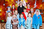 Children from Curranes NS CAstleisland who performed their nativity play on Tuesday morning