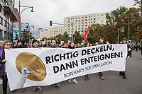 2019/10/03 Berlin | Politik | Demonstration für Mietendeckel