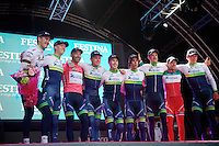 TTT winners: team Orica-GreenEdge<br /> <br /> Giro d'Italia 2014<br /> stage 1: TTT