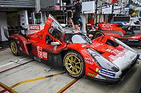 #708 GLICKENHAUS RACING USA HYPERCAR/Glickenhaus 007 LMH Luis Felipe Derani (BRA)/Franck Mailleux (FRA) /Olivier Pla (FRA)