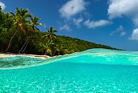 Salomon Beach split level<br /> Pre-hurricane<br /> St. John<br /> US Virgin Islands