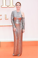 """Julianne Moore<br /> arriving for the """"Kingsman: The Golden Circle"""" World premiere at the Odeon and Cineworld Leicester Square, London<br /> <br /> <br /> ©Ash Knotek  D3309  18/09/2017"""