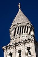 Europe/France/Aquitaine/24/Dordogne/Périgueux: Clocher de  la cathédrale Saint-Front- étape sur le chemin de Compostelle, site classé Patrimoine Mondial de l'UNESCO