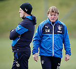 Gordon Durie and Stuart McCall