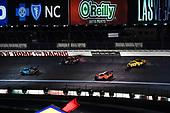 #16 Wright Motorsports Porsche 911 GT3 R, GTD: Ryan Hardwick, Patrick Long, #57 Heinricher Racing w/MSR Curb-Agajanian Acura NSX GT3, GTD: Alvaro Parente, Misha Goikhberg ,#74 Riley Motorsports Mercedes-AMG GT3, GTD: Lawson Aschenbach, Gar Robinson, #3 Corvette Racing Corvette C8.R, GTLM: Antonio Garcia, Jordan Taylor