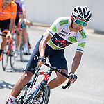 White Jersey Egan Bernal (COL) Ineos Grenadiers during Stage 11 of La Vuelta d'Espana 2021, running 133.6km from Antequera to Valdepeñas de Jaén, Spain. 25th August 2021.     <br /> Picture: Cxcling | Cyclefile<br /> <br /> All photos usage must carry mandatory copyright credit (© Cyclefile | Cxcling)