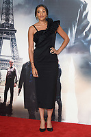 """Amal Fashanu<br /> arriving for the """"Mission: Impossible Fallout"""" premiere at the BFI IMAX South Bank, London<br /> <br /> ©Ash Knotek  D3414  13/07/2018"""