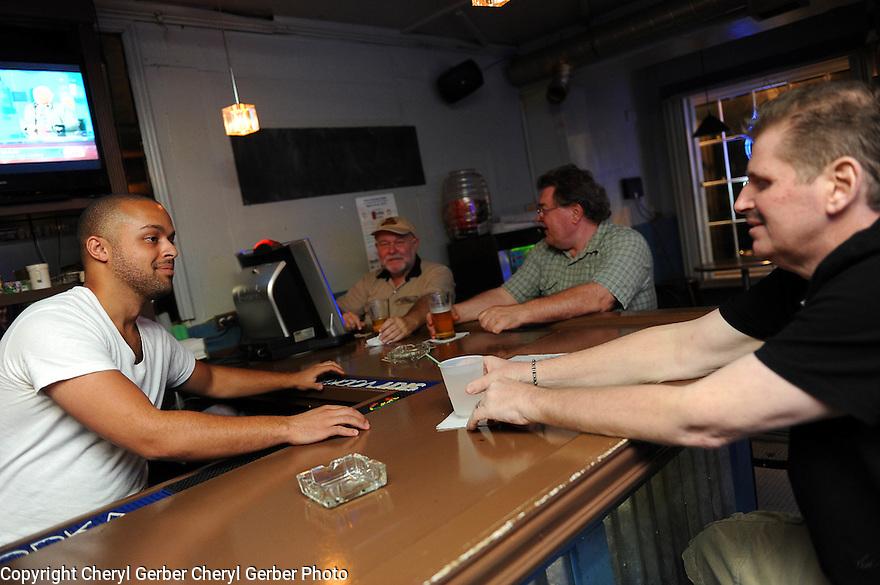 New Orleans Bars..