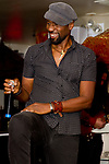 Actor Singer Leon Robinson and his Band Leon and The Peoples,   Actor singer Leon Robinson and the Peoples, Singer actor Leon Robinson and the Peoples