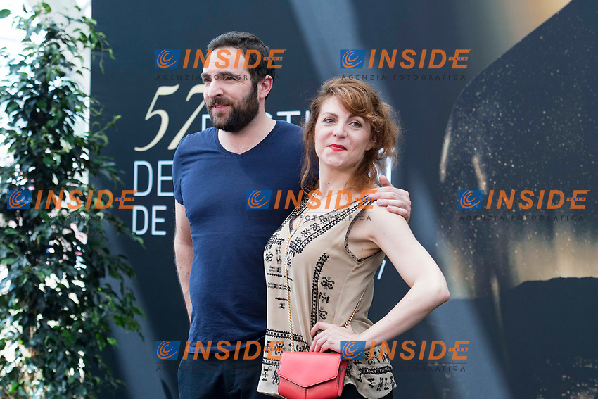 David Mora (Scenes de menages) - Anne Elisabeth Blateau (Scenes de menages) Monaco - 17/06/2017<br /> 57 festival TV Monte Carlo <br /> Foto Norbert Scanella / Panoramic / Insidefoto