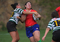 190427 Wellington Women's Rugby - OBU v MSP