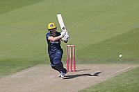 David Lloyd in batting action for Glamorgan during Glamorgan vs Essex Eagles, Vitality Blast T20 Cricket at the Sophia Gardens Cardiff on 13th June 2021