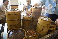 Dim sum in Honolulu's Chinatown