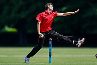 Action between St Andrews College and Hamilton Boys High School during the Gillette Cup Finals, Hagley Park, Christchurch, New Zealand. 5th December 2019. Photo: John Davidson, www.bwmedia.co.nz