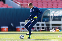 DENVER, CO - JUNE 3: Ethan Horvath of the United States during a game between Honduras and USMNT at EMPOWER FIELD AT MILE HIGH on June 3, 2021 in Denver, Colorado.