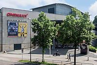 CinemaxX Kino, Dammtordamm 1,  20354 Hamburg, Deutschland<br />  Movie house CinemaxX  Dammtordamm 1,  20354 Hamburg, Germany