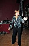 LILLI GRUBER<br /> COMPLEANNO DIZZY ALFONS - PALAZZO SACCHETTI ROMA 2008