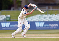 Zak Crawley bats for Kent during Kent CCC vs Lancashire CCC, LV Insurance County Championship Group 3 Cricket at The Spitfire Ground on 25th April 2021