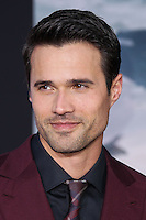 """HOLLYWOOD, LOS ANGELES, CA, USA - MARCH 13: Brett Dalton at the World Premiere Of Marvel's """"Captain America: The Winter Soldier"""" held at the El Capitan Theatre on March 13, 2014 in Hollywood, Los Angeles, California, United States. (Photo by Xavier Collin/Celebrity Monitor)"""