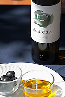 olives and olive oil quinta de la rosa douro portugal
