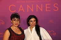 Rossy de Palma et Blanca Li - CANNES 2017 - RED CARPET DU DINER DE GALA