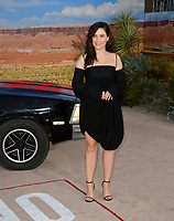 """LOS ANGELES, USA. October 08, 2019: Sophia Bush at the premiere of """"El Camino: A Breaking Bad Movie"""" at the Regency Village Theatre.<br /> Picture: Paul Smith/Featureflash"""
