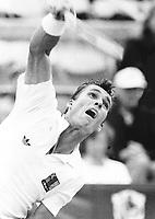 Ivan Lendl 1989  Photo ©Neil Schneider/PHOTOlink