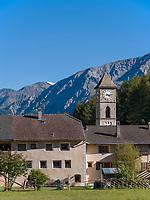 Tschierv im Val Müstair-Münstertal, Engadin, Graubünden, Schweiz, Europa<br /> Tschierv in Val Müstair-Münster Valley, Engadine, Grisons, Switzerland