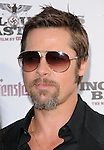 Brad Pitt at The Weinstein Company L.A. Premiere of Inglourious Basterds held at The Grauman's Chinese Theatre in Hollywood, California on August 10,2009                                                                   Copyright 2009 DVS / RockinExposures