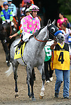 """Spurrier in the San Diego Handicap """"Win and You're In Dirt Mile Division"""" at Del Mar Thoroughbred Club in Del Mar, CA.  July 24, 2011"""