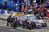 Monster Energy NASCAR Cup Series<br /> Coca-Cola 600<br /> Charlotte Motor Speedway, Concord, NC USA<br /> Sunday 28 May 2017<br /> Gray Gaulding, BK Racing, Bubba Burger Toyota Camry<br /> World Copyright: Nigel Kinrade<br /> LAT Images<br /> ref: Digital Image 17CLT2nk09105