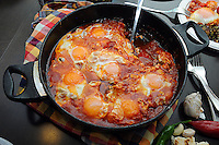 Fresh breakfast - eggs<br />