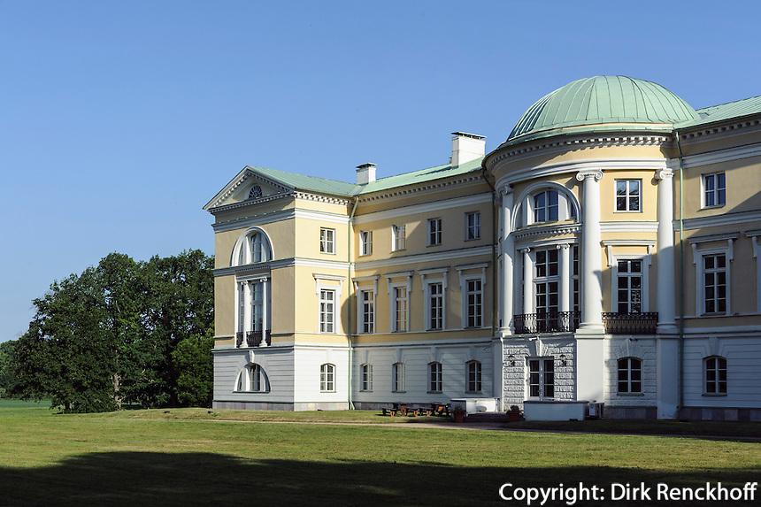 Hotel Schloss Mezotne, Lettland, Europa