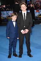 """Jack Costello<br /> at the """"Eddie the Eagle"""" European premiere, Odeon Leicester Square London<br /> <br /> <br /> ©Ash Knotek  D3099 17/03/2016"""