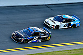#19: Martin Truex Jr., Joe Gibbs Racing, Toyota Camry SiriusXM and #6: Ryan Newman, Roush Fenway Racing, Ford Mustang Koch Industries