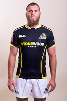 Brad Shields. Wellington Lions Mitre 10 Cup official marketing portraits at Maidstone Park, Wellington, New Zealand on Wednesday, 17 August 2016. Photo: Marco Keller / lintottphoto.co.nz
