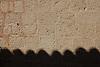 shadow of a roof on a stone wall <br /> <br /> sombra de un tejado en un muro de piedra<br /> <br /> Schatten eines Daches auf einer Steinmauer<br /> <br /> 3008 x 2000 px<br /> 150 dpi: 50,94 x 33,87 cm<br /> 300 dpi: 25,47 x 16,93 cm