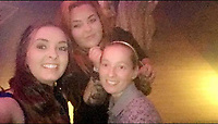 """Pictured: (L-R) Sisters Cody, Shannen and Tyler Denton<br /> Re: A 25th birthday party  ended in a knife attack leaving one woman dead and her two sisters and father seriously injured, a jury has heard.<br /> Tyler Denton had been celebrating the birthday of her partner Hayley Barnett's with Shannen and Cody Denton at the home she shared with her friend Redvers Bickley.<br /> But Mr Bickley, 21, made the attack in Rhyl, Denbighshire, north Wales, after feeling """"resentful and angry"""" he had been left out.<br /> He denies murder and attempted murder.<br /> The trial at Mold Crown Court heard the three sisters and Ms Barnett had been having """"a very jolly evening"""" laughing, joking and taking selfies.<br /> John Philpotts QC for the CPS said Mr Bickley had been out of the house drinking until 9pm on 10 September 2017.<br /> The jury were told that the defendant """"felt resentful and angry at his exclusion"""" from the group's evening."""