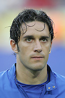 Luca Toni.  Italy defeated Germany, 2-0, in overtime in their FIFA World Cup semifinal match at FIFA World Cup Stadium in Dortmund, Germany, July 4, 2006.