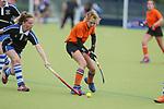 Welsh Youth Hockey Cup Final U13 Girls<br /> Northop Hall v Gwent<br /> Swansea University<br /> 06.05.17<br /> ©Steve Pope - Sportingwales
