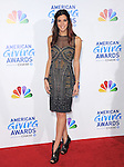 Jenna Morasca attends The  American Giving Awards held at Dorothy Chandler Pavilion in Los Angeles, California on December 09,2011                                                                               © 2011 DVS / Hollywood Press Agency