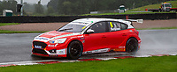 23rd August 2020; Oulton Park Circuit, Little Budworth, Cheshire, England; Kwik Fit British Touring Car Championship, Oulton Park, Race Day;  Rory Butcher Motorbase Performance driving a Ford Focus ST finishes second in race 1