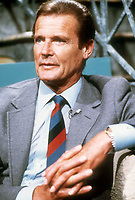 Roger Moore 1985 Photo by Adam Scull-PHOTOlink.net