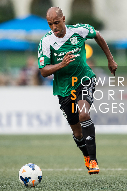 Aegon Ajax All Stars vs USRC during the Day 3 of the HKFC Citibank Soccer Sevens 2014 on May 25, 2014 at the Hong Kong Football Club in Hong Kong, China. Photo by Victor Fraile / Power Sport Images