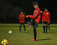USMNT U-17 Training, January 3, 2018