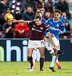 Don Cowie and Harry Forrester