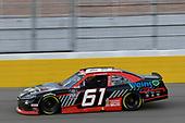 #61: Austin Hill, Hattori Racing Enterprises, Toyota Supra Weins Canada