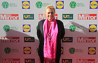 19/05/2015 <br /> Christina Noble <br /> during the Irish mirror pride of Ireland awards at the mansion house, Dublin.<br /> Photo: gareth chaney Collins