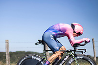 RIgoberto Uran (COL/EF Education First)<br /> <br /> Stage 13: ITT - Pau to Pau (27.2km)<br /> 106th Tour de France 2019 (2.UWT)<br /> <br /> ©kramon